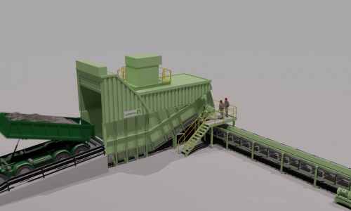 Waste Conditioning Machinery